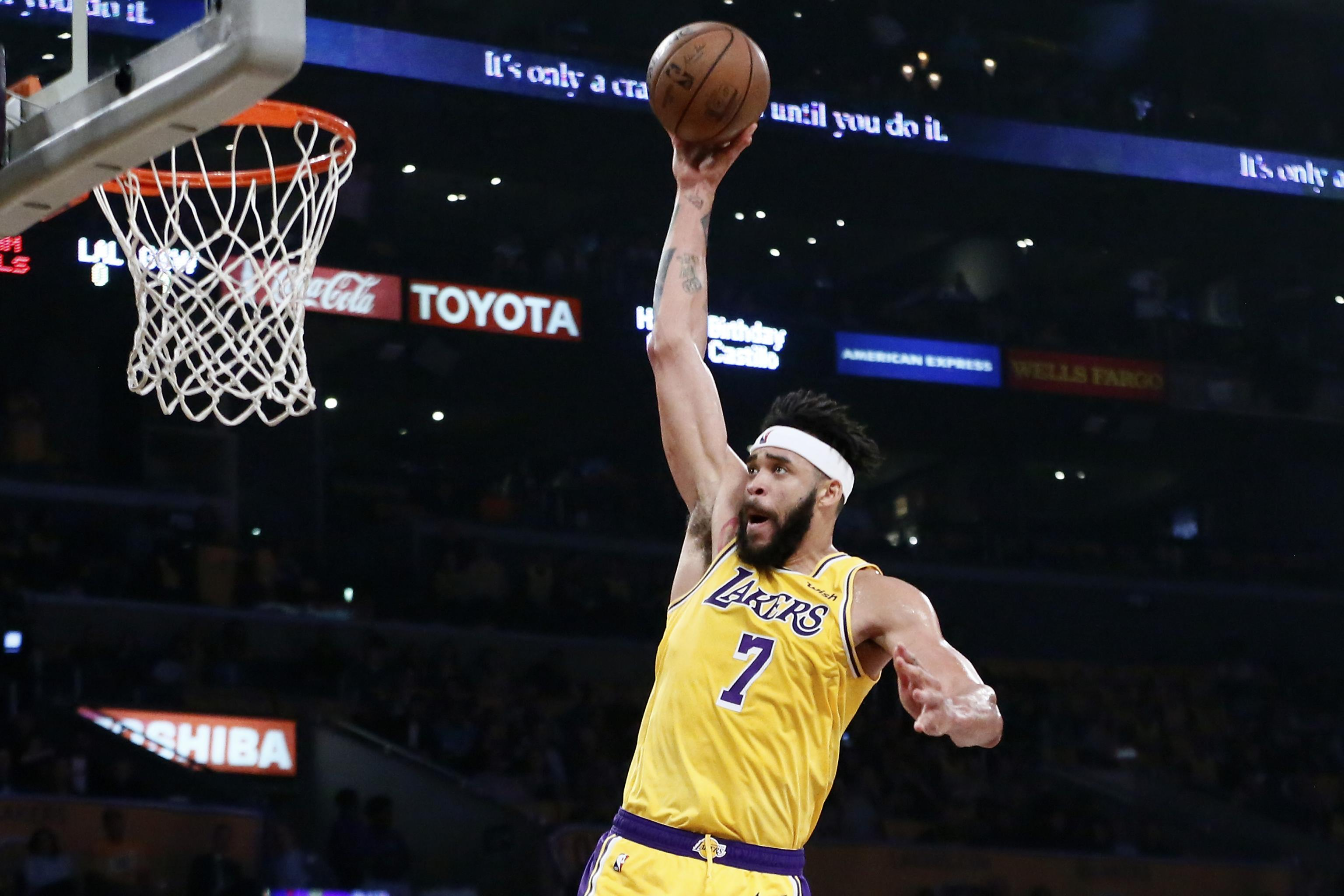 half off 672fe 774b7 JaVale McGee, Lakers Agree to Contract After Kawhi Leonard ...