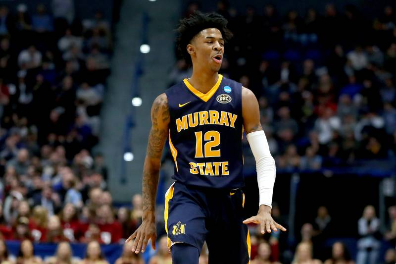 Grizzlies Land 2nd Pick In 2019 Nba Draft Could Choose Ja Morant