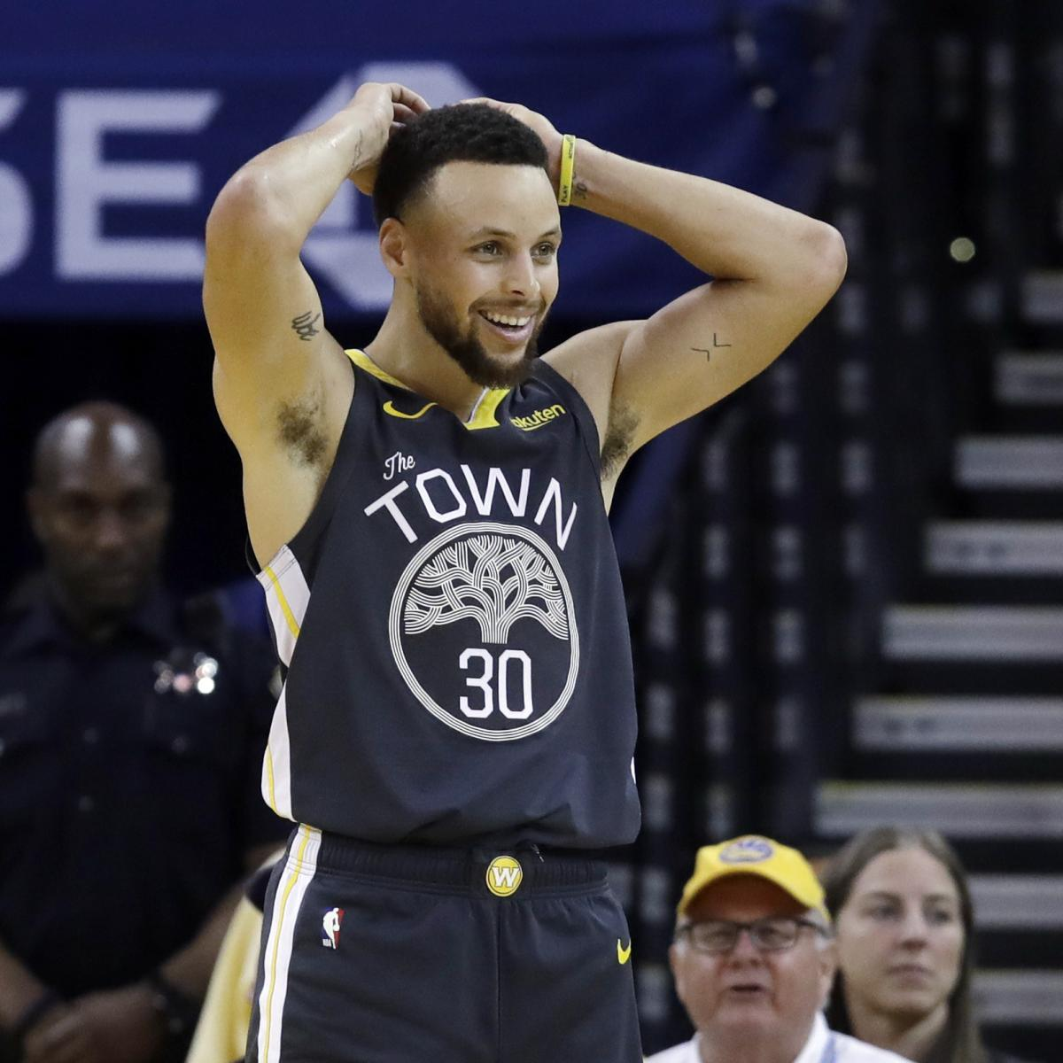 Rockets Vs Warriors Jan 3 2019: Steph Curry Expected To Play In Warriors Vs. Rockets Game