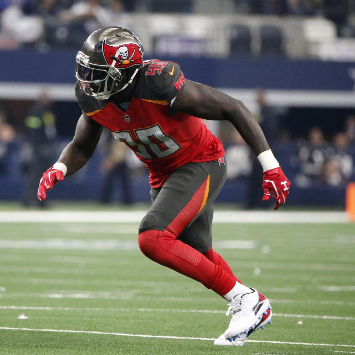 Bucs' Jason Pierre-Paul Released From Hospital After Car