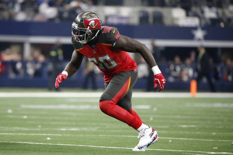 7dabde15b Bucs' Jason Pierre-Paul Released from Hospital After Car Crash in Florida