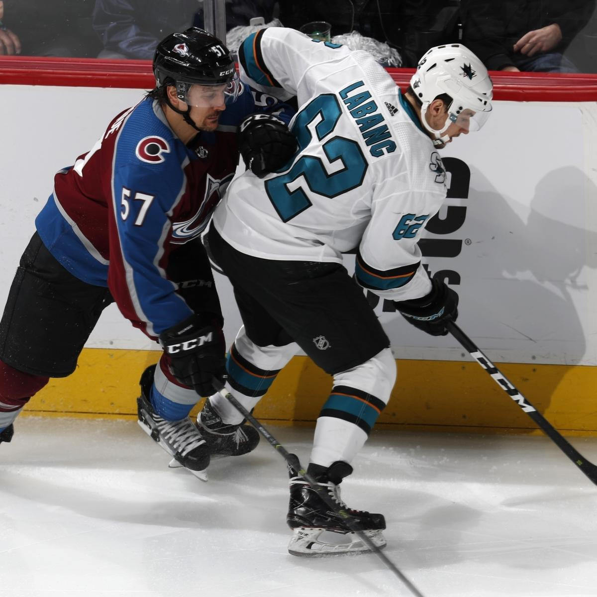 NHL Playoffs 2019: Stanley Cup Title Odds, Latest Schedule