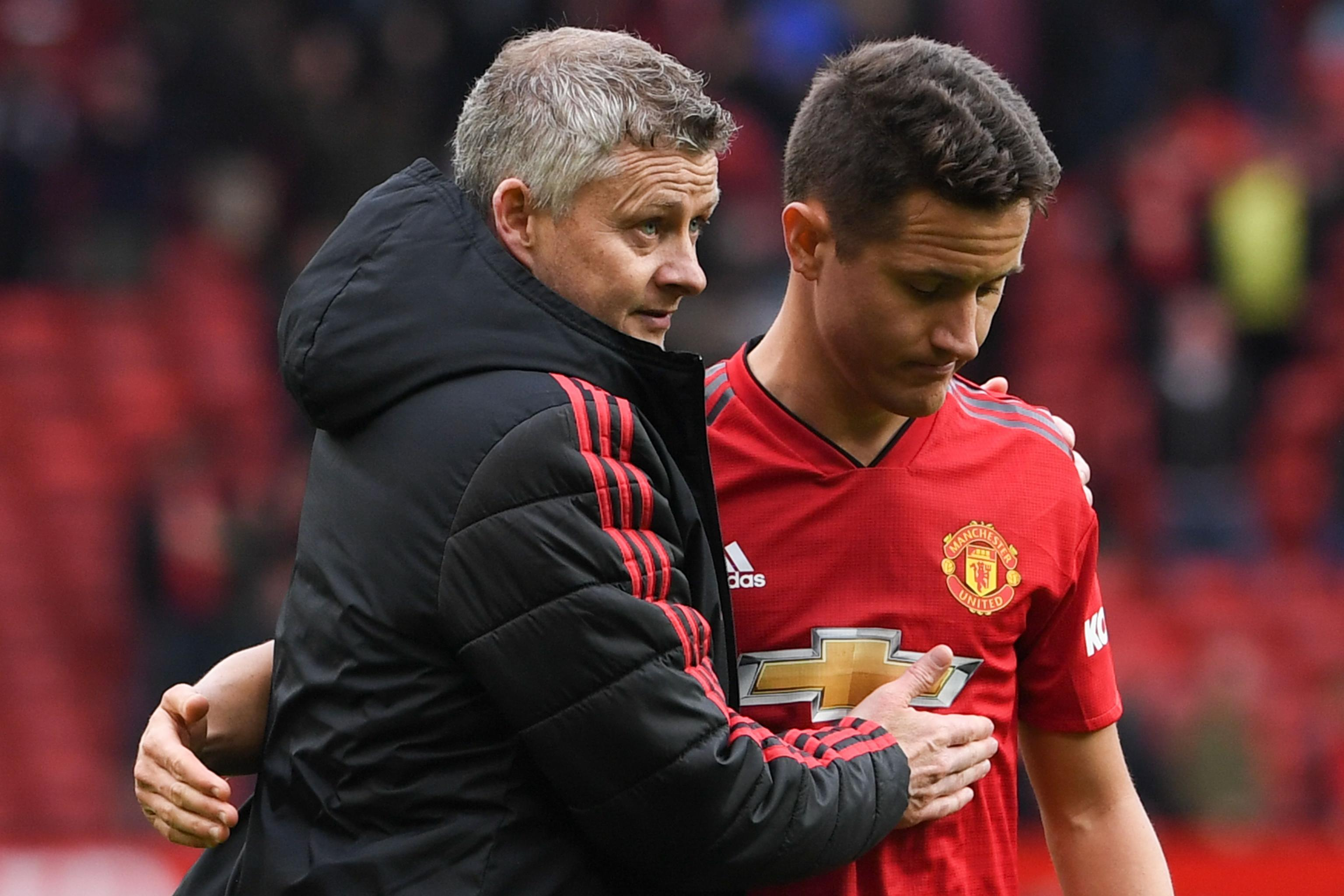 ander herrera manchester united players should all feel disappointed bleacher report latest news videos and highlights ander herrera manchester united