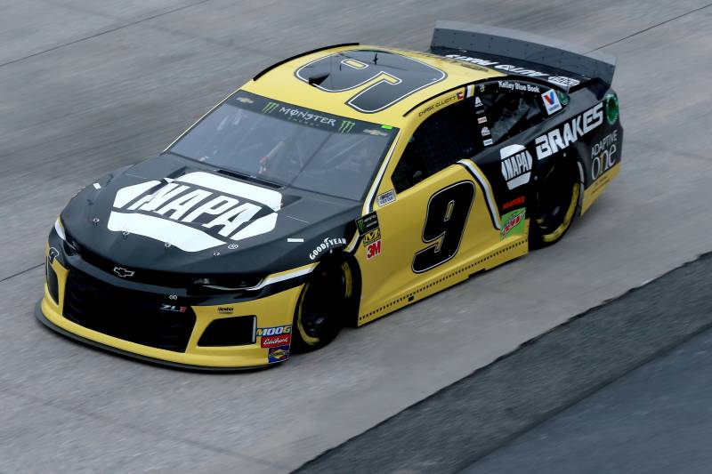 NASCAR at Dover 2019 Qualifying Results: Chase Elliott Takes Pole