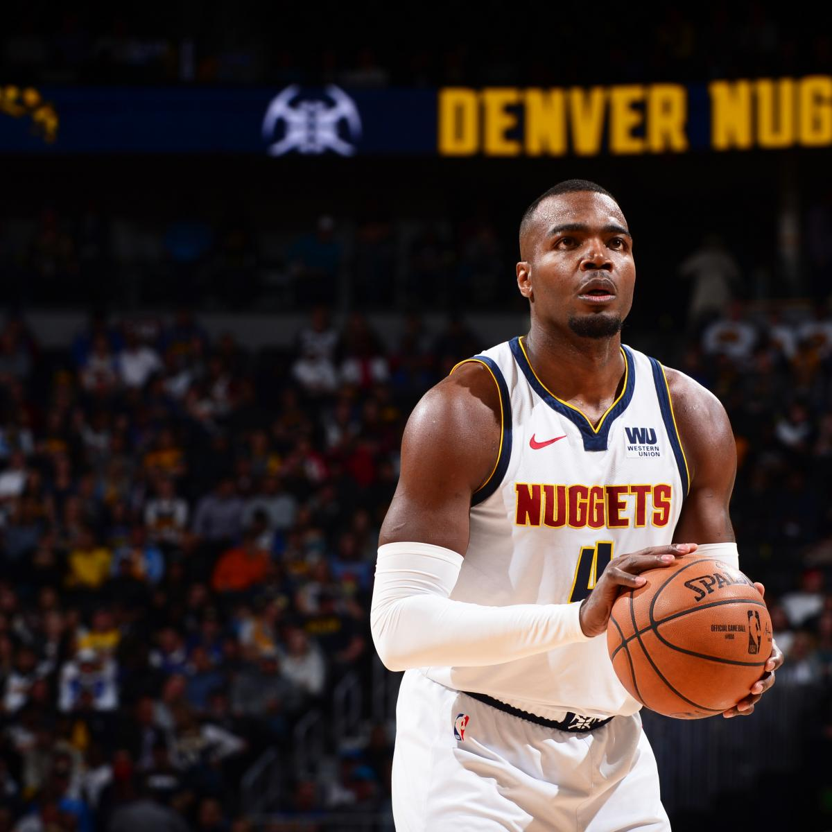 Woj: Paul Millsap's Contract Option Picked Up By Nuggets