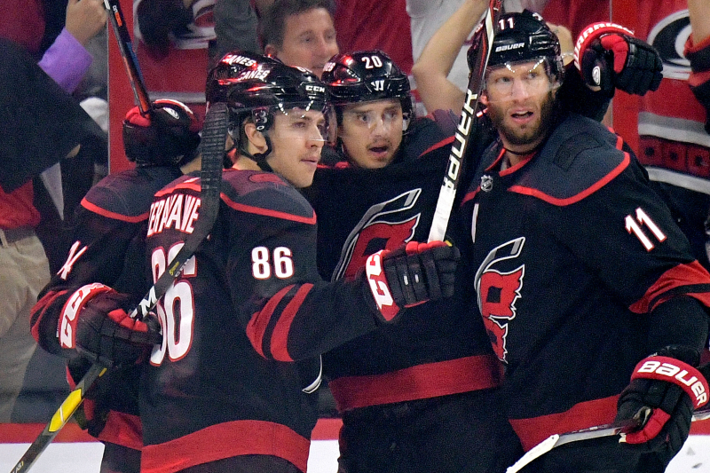 Hurricanes Sweep Islanders, Advance to 1st Eastern Conference Final Since 2009