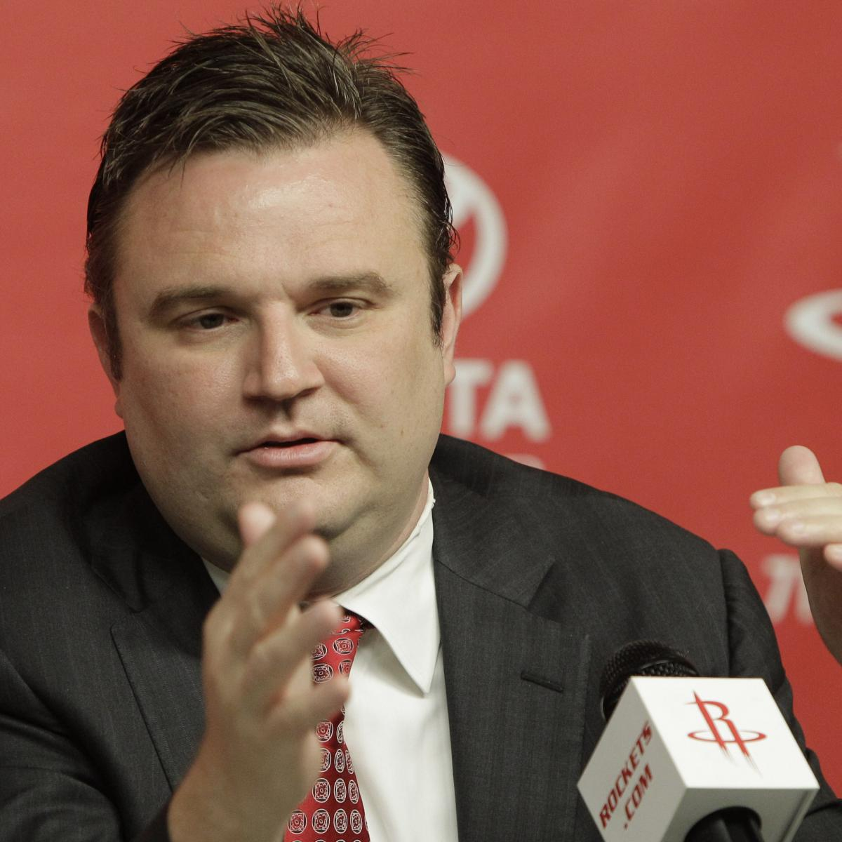 Daryl Morey: Rockets 'Got Our Ass Kicked' In Game 2 Loss