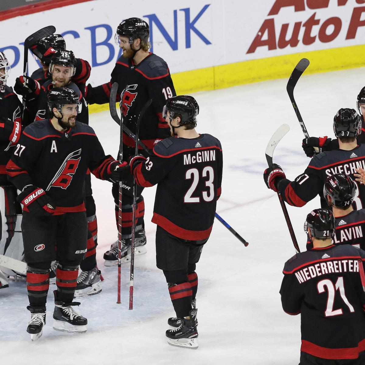 NHL Playoffs 2019: Latest Stanley Cup TV Schedule, Game