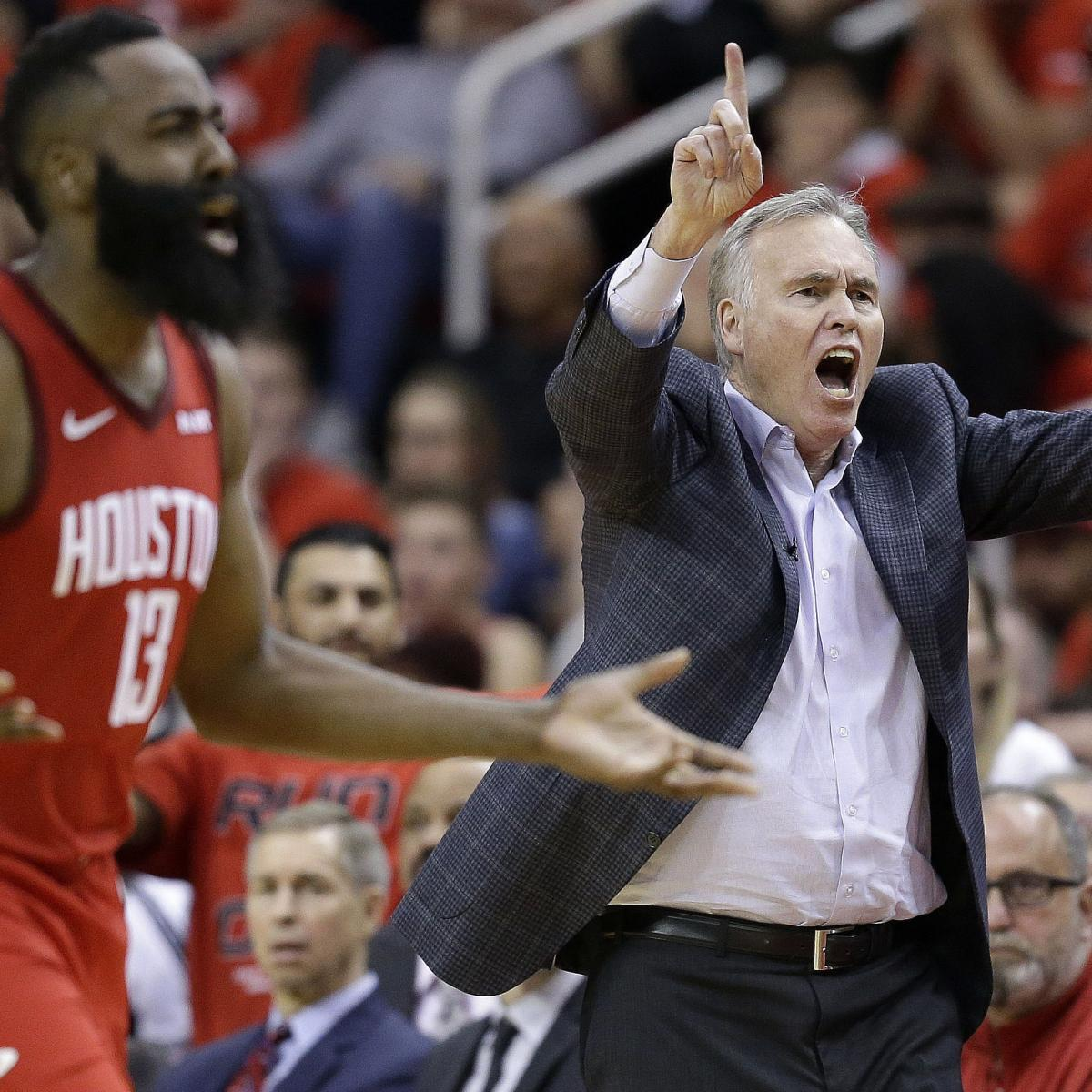 Rockets Vs Warriors Jan 3 2019: Mike D'Antoni Says Rockets Must 'Impose Our Will' Vs