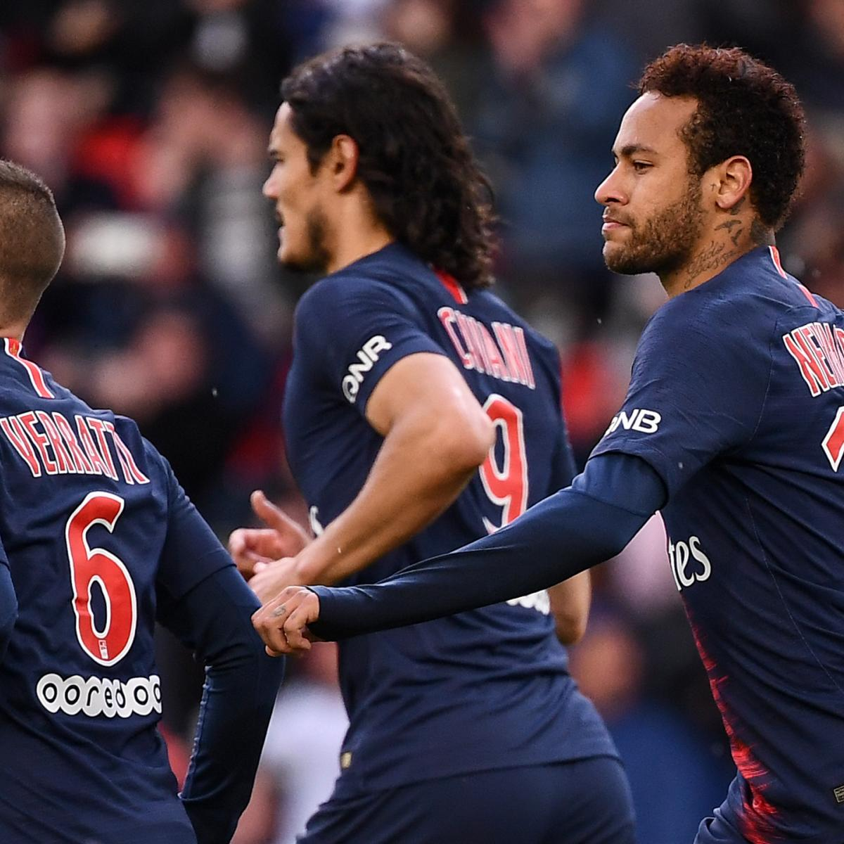 Neymar scored his 50th Paris Saint-Germain goal to salvage a 1-1 draw against Nice in Ligue 1 at the Parc des Princes on Saturday: The first half was a tame affair with chances at a premium for both sides...