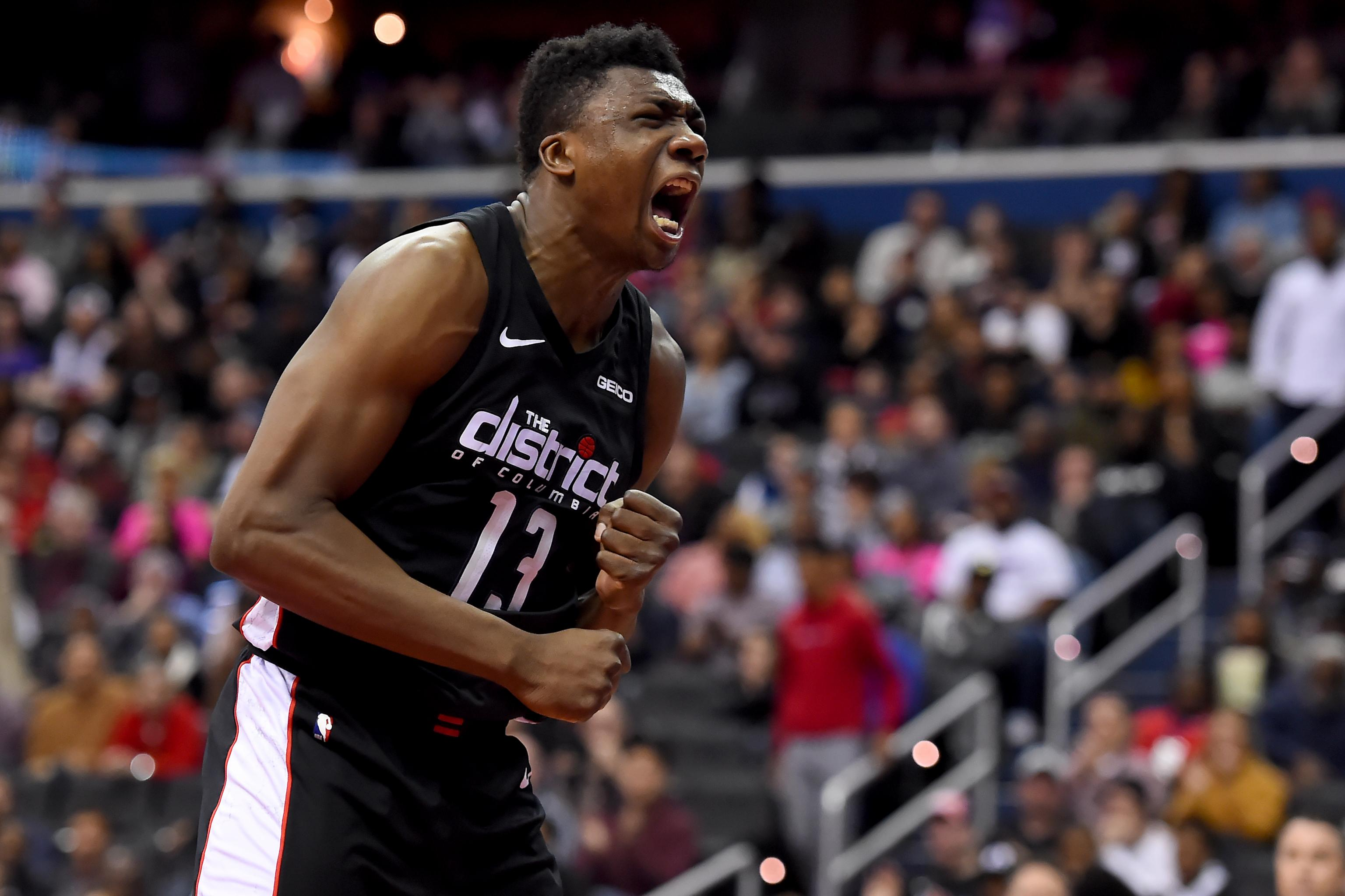 Thomas Bryant Reportedly To Re Sign With Wizards On 3 Year 25m Contract Bleacher Report Latest News Videos And Highlights