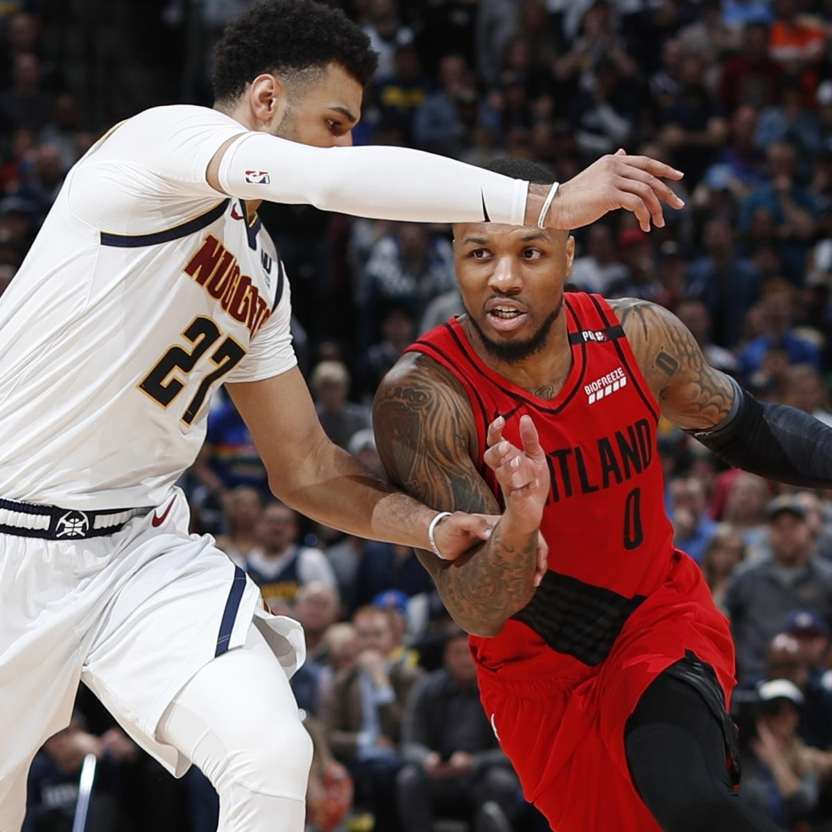 Portland Trail Blazers Live Stream: NBA Playoff Schedule 2019: TV, Live-Stream Info For Sunday