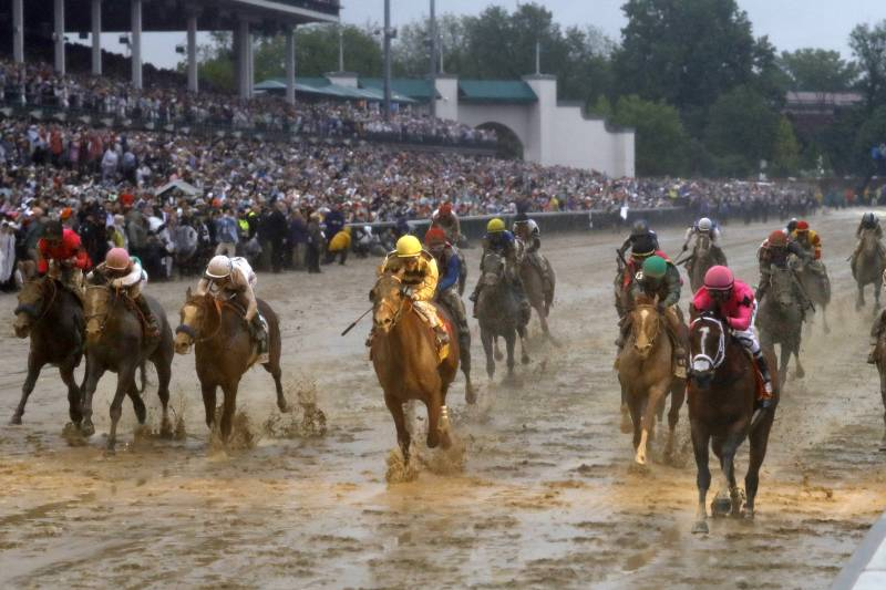 Kentucky Derby 2019: Race Replay, Highlights Analysis and