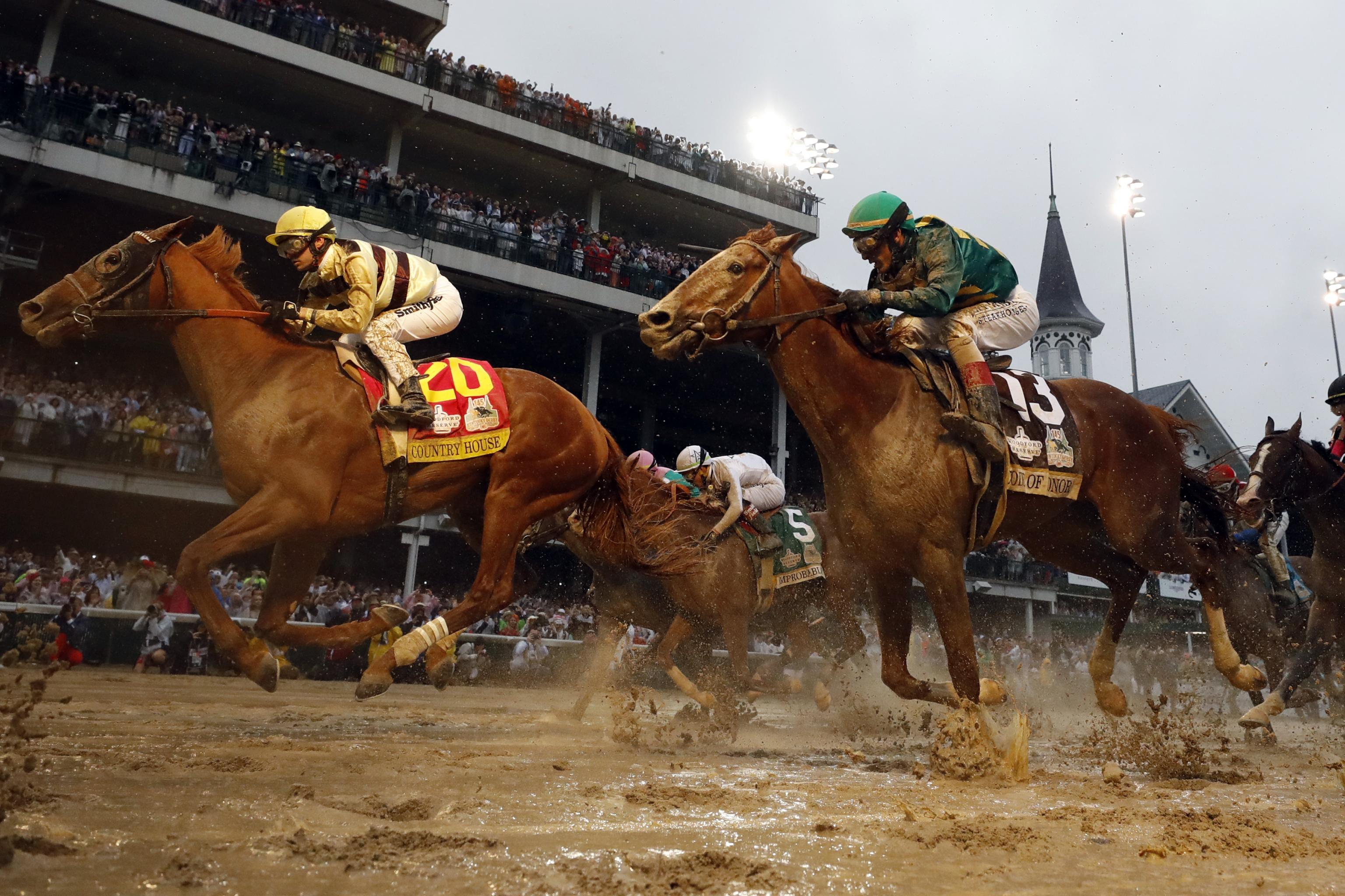 Kentucky Derby 2019: Results, Winner, Payouts and Comments