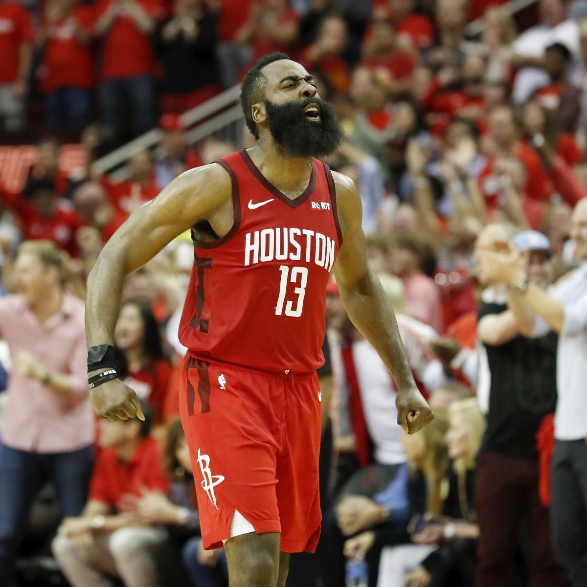 Nba2k19 James Harden: NBA L2M Report: James Harden Committed A Charge On Game 3