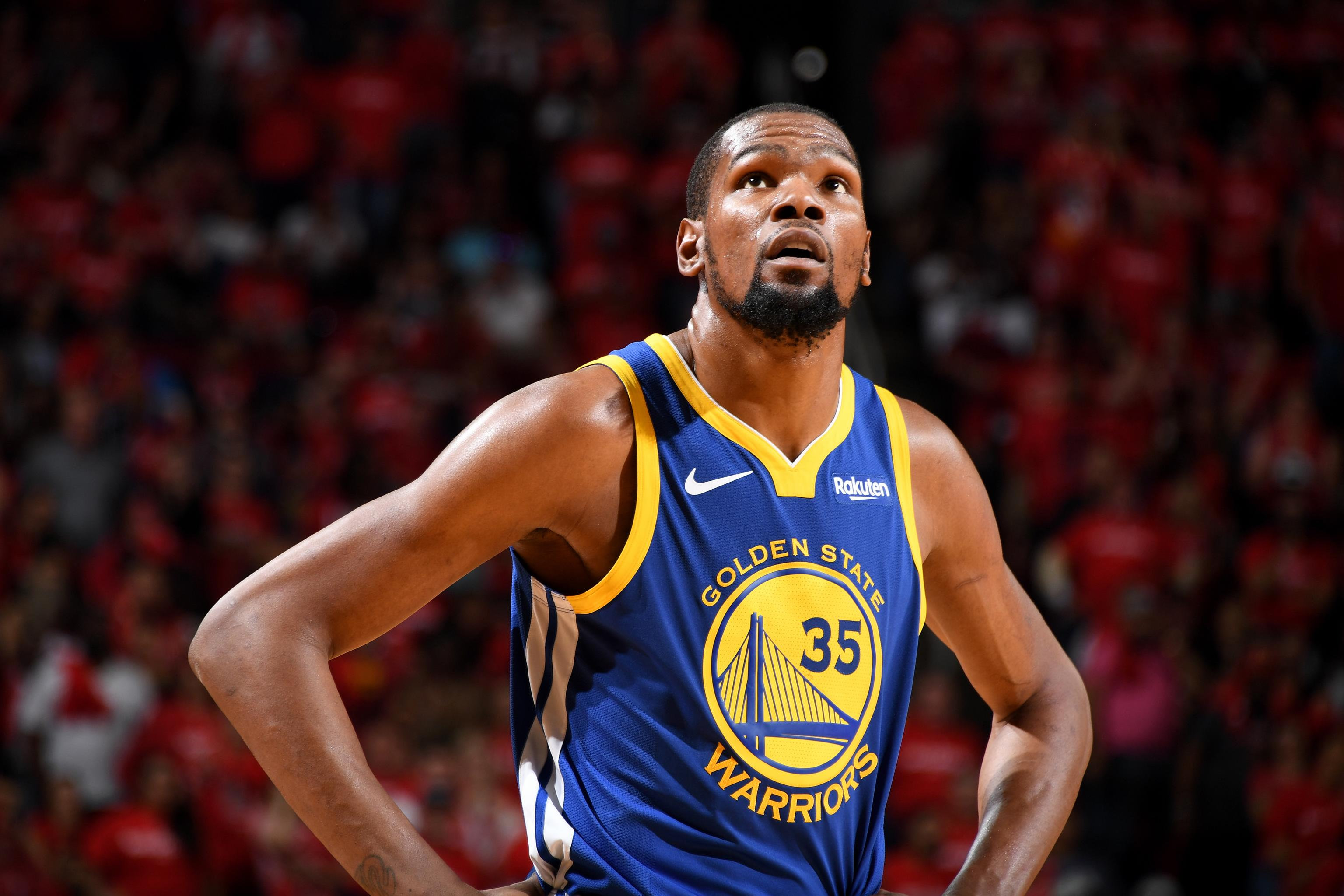 d6bcd0d33d8 Woj on Kevin Durant   I Think  Warriors  Bracing for Possibly Seismic  Change