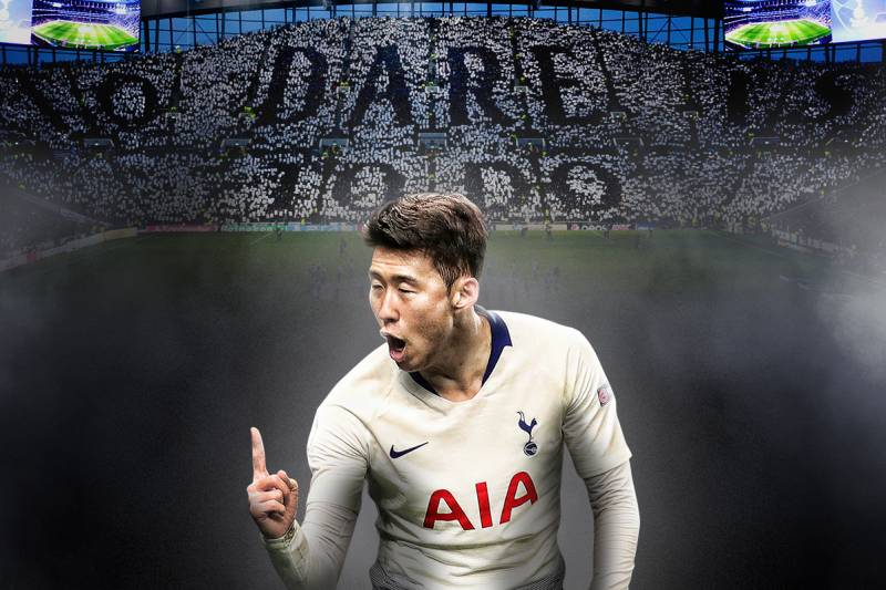the latest ec64b 2d3cb How Heung-Min Son Became Tottenham's Hero and an ...