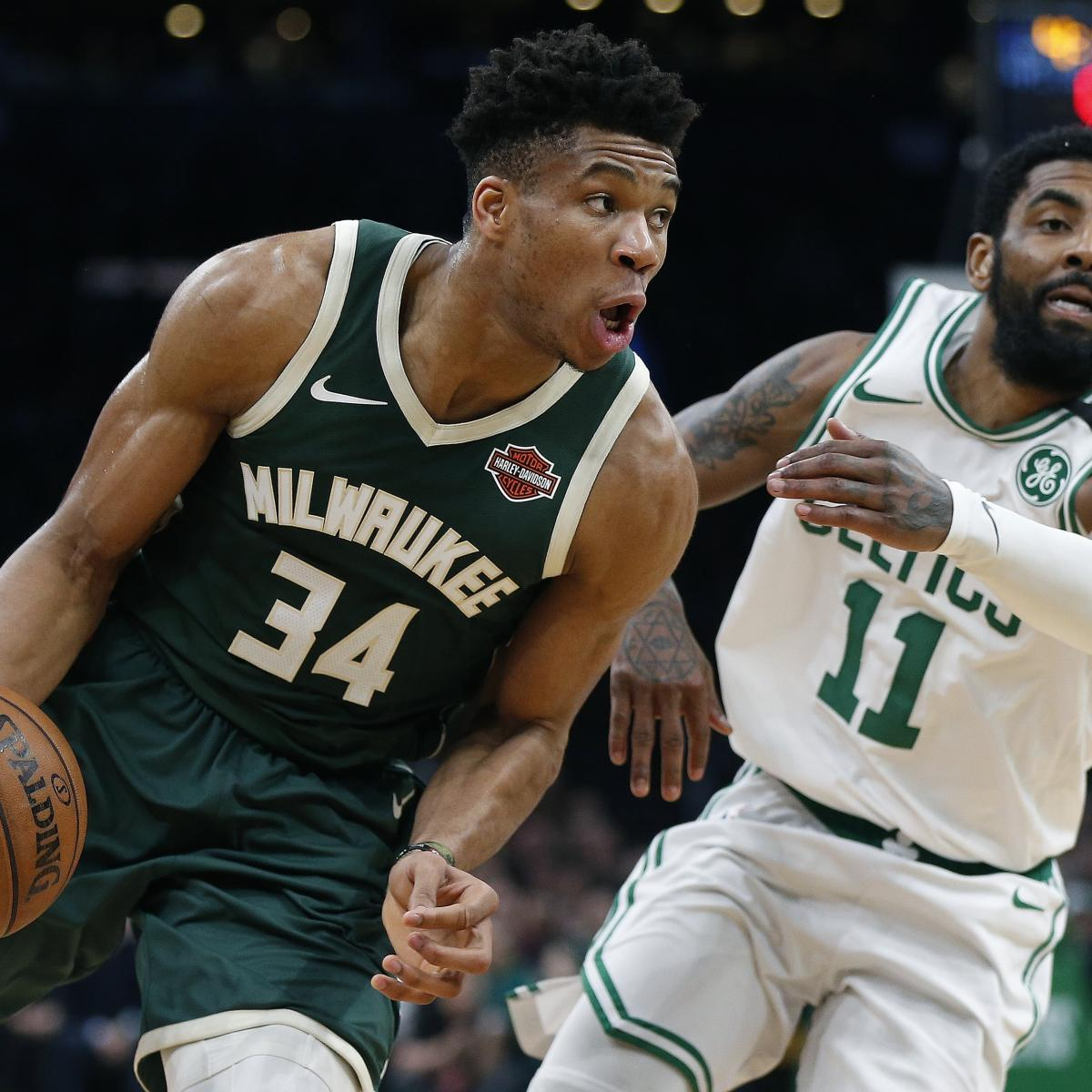 The Milwaukee Bucks seized a commanding 3-1 lead in their second-round playoff series against the Boston Celtics and continued their road dominance with a 113-101 victory in Monday's Game 4 at TD Garden...