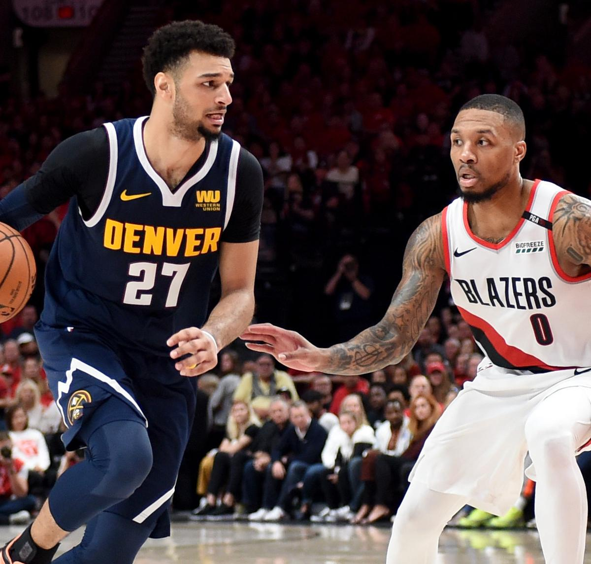 Nuggets Playoff Tickets 2019: NBA Playoffs 2019: Game Times, TV, Live Stream Coverage