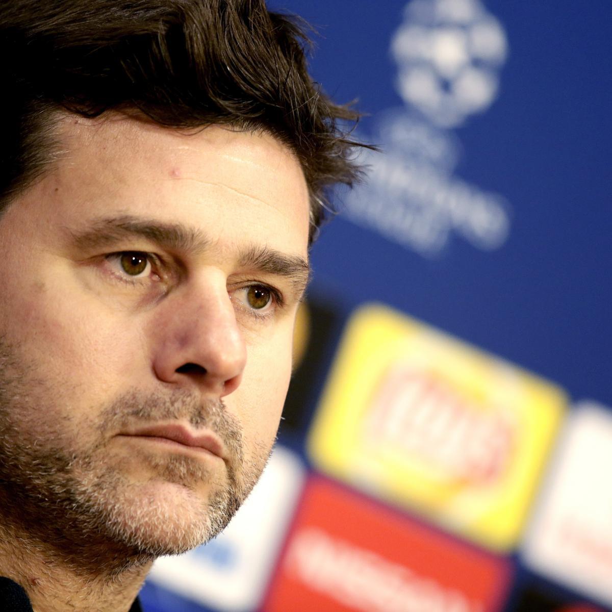 Mauricio Pochettino: 'I'll Go Home' If Tottenham Win The