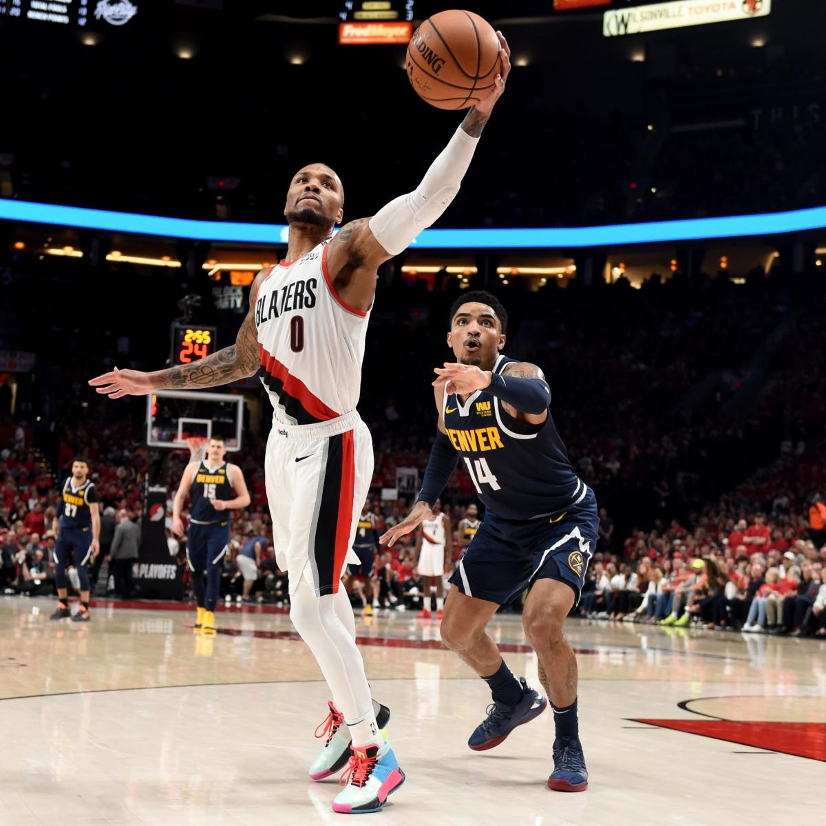 Terry Stotts: Damian Lillard Will 'Come Back' From Game 4