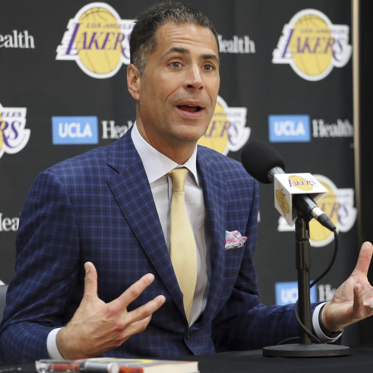 Lakers Rumors: LA Told HC Candidates Nobody Will Be Hired