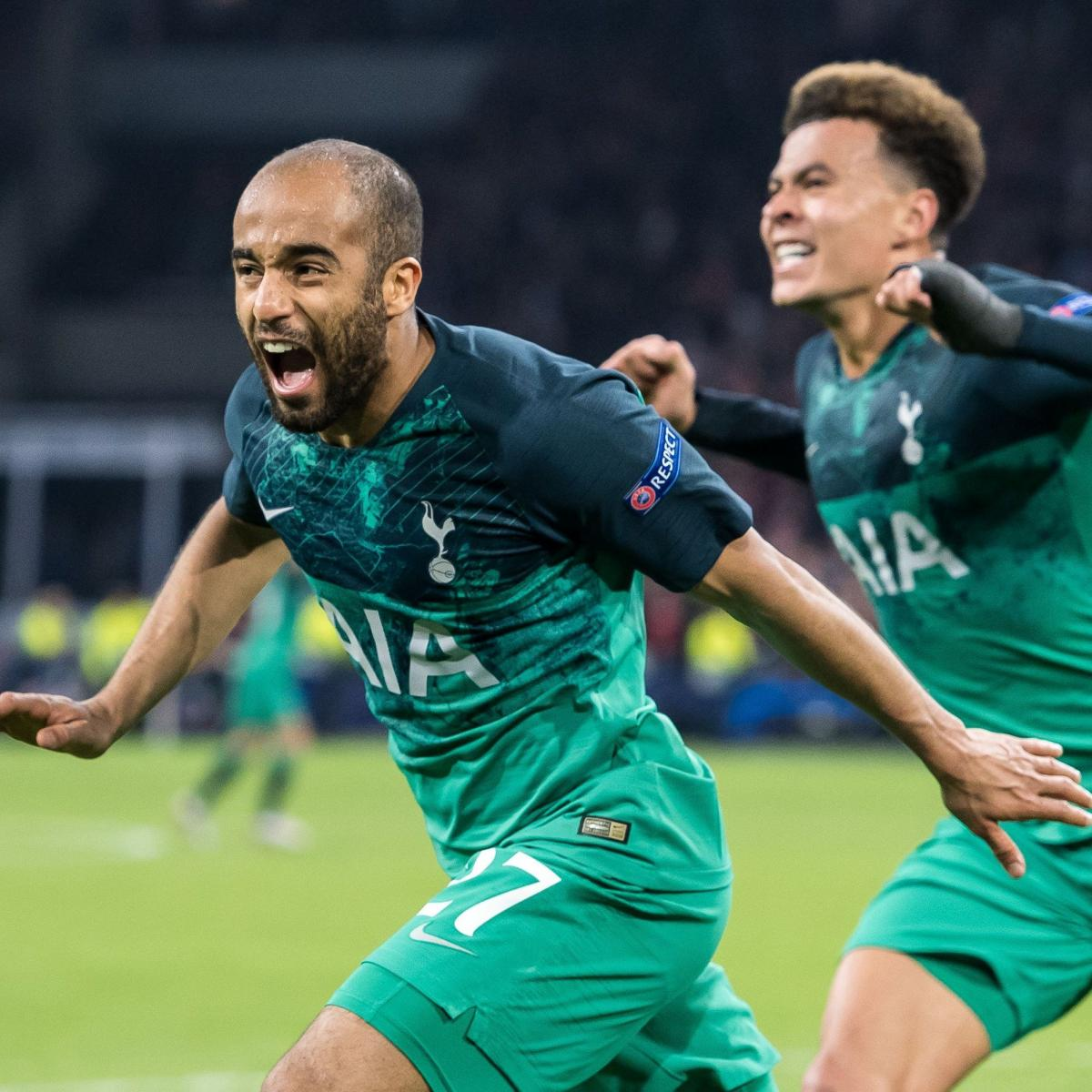 Tottenham Vs Ajax Tickets Away End: Champions League Final 2019: Date, Venue, Predictions For