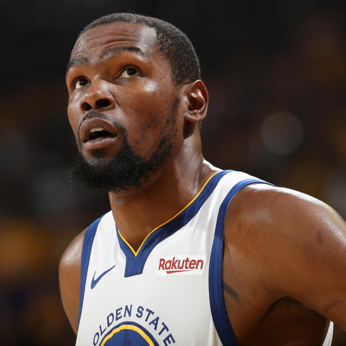 Warriors Come Out To Play Bleacher Report: Warriors Make Out Like 'F--king Giants' In Spite Of Durant