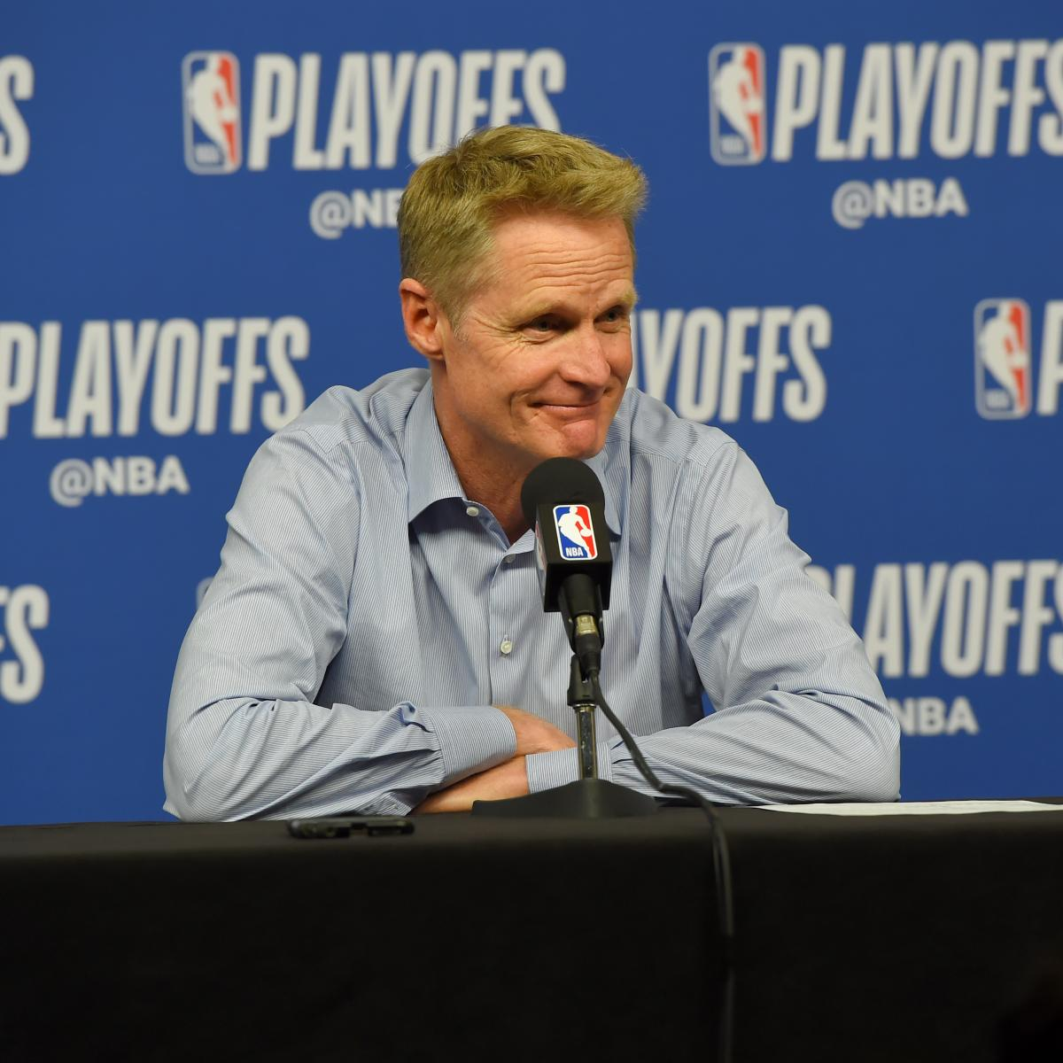Yesterday Liverpool 4 0 Barcelona Weregonna Win The League: Steve Kerr: Warriors 'Were F--king Giants' After Kevin