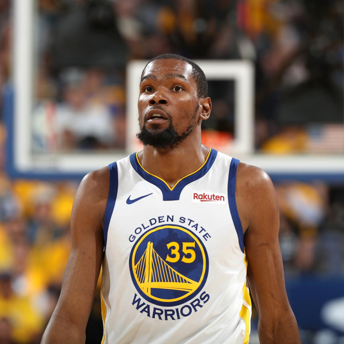 Rockets Vs Warriors Head To Head This Season: Kevin Durant 'Incredibly Unlikely' To Play Game 6 Vs