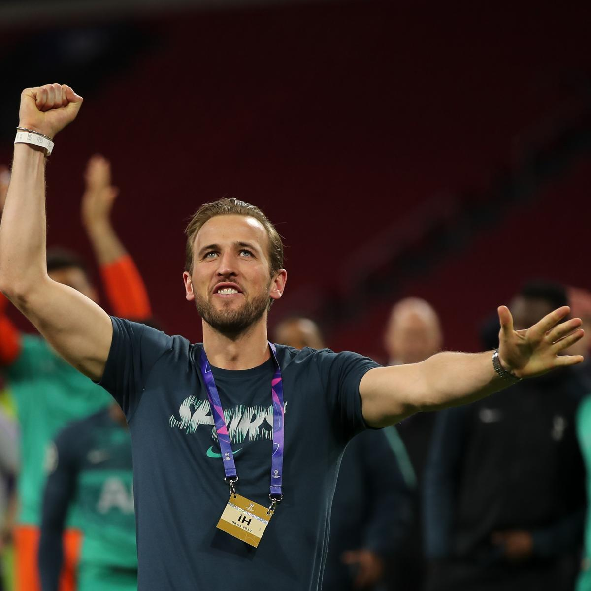 Harry Kane Hopeful Of Being Fit For Champions League Final