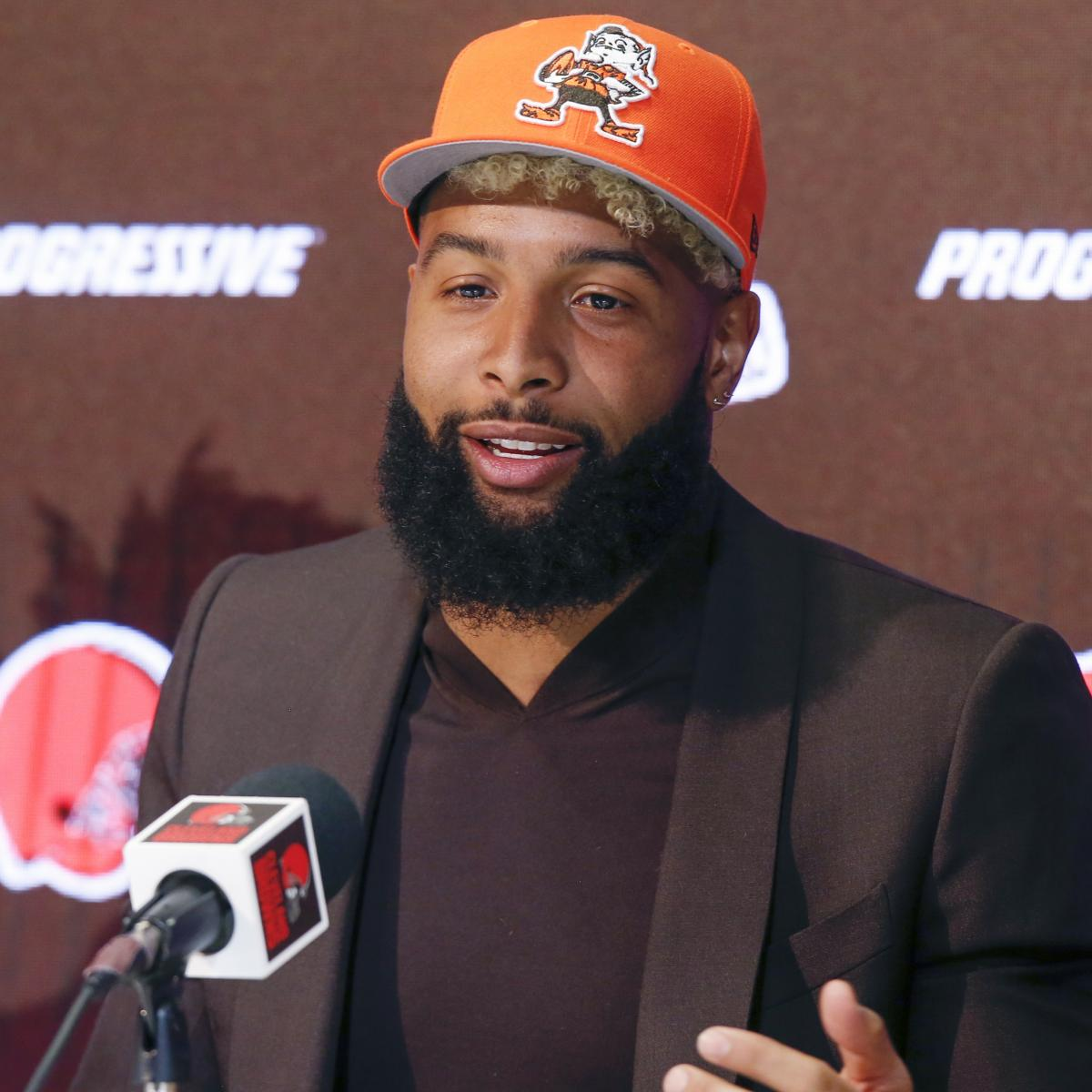 Odell Beckham Jr. turned heads when he said the Cleveland Browns would be the new Patriots , but he explained Thursday in an Instagram story this is just a goal for the organization ...