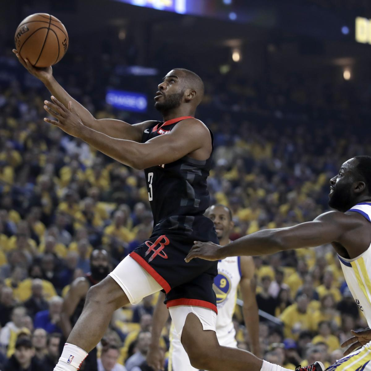 NBA Playoffs 2019: Friday Schedule, Odds, Picks For