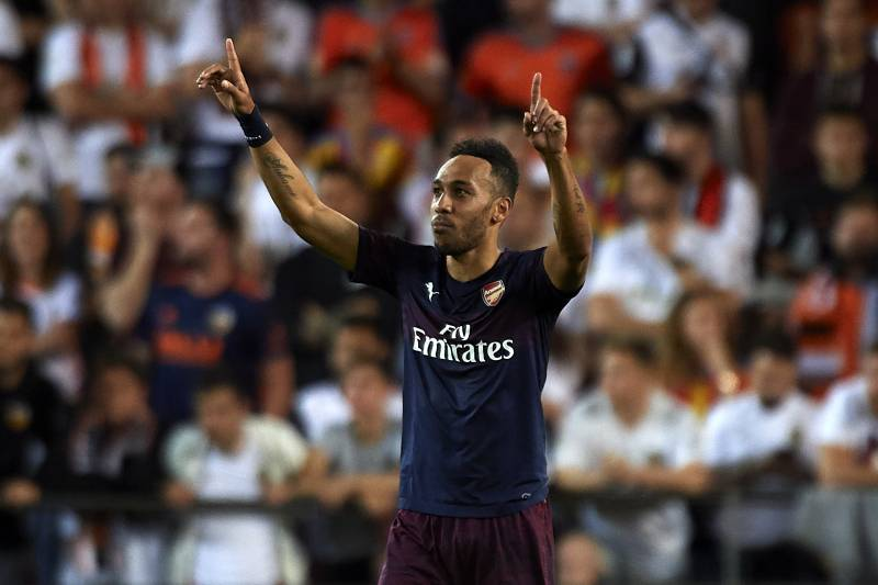 0aa9eaa44 Martin Keown Compares Pierre-Emerick Aubameyang to Arsenal Legend Thierry  Henry