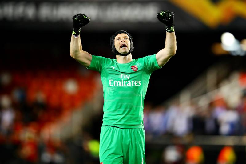 a2d04514bba Petr Cech: Europa League Final vs. Chelsea Is 'Perfect Way to Finish My  Career'