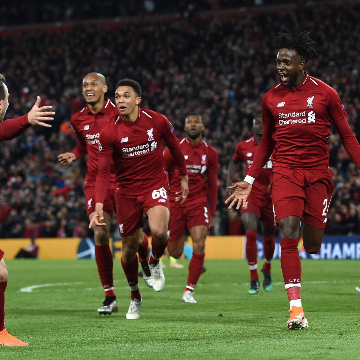 Barcelona Vs Liverpool Odds Live Stream Tv Info For: Liverpool Vs. Wolverhampton Wanderers: Odds, Preview, Live