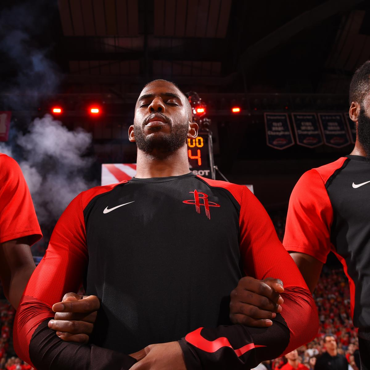 Rockets Vs Warriors Game 7 Where: Look: Rockets Fan Skips College Graduation To Attend