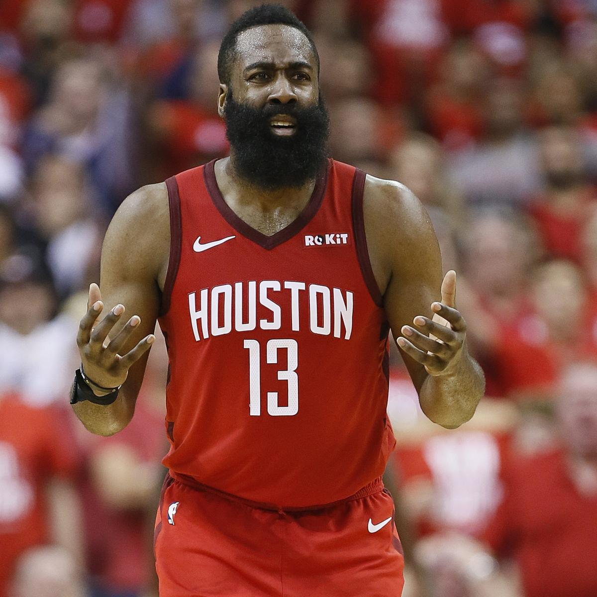 James Harden Injury Report: Rockets Owner Tilman Fertitta After Losing To Warriors
