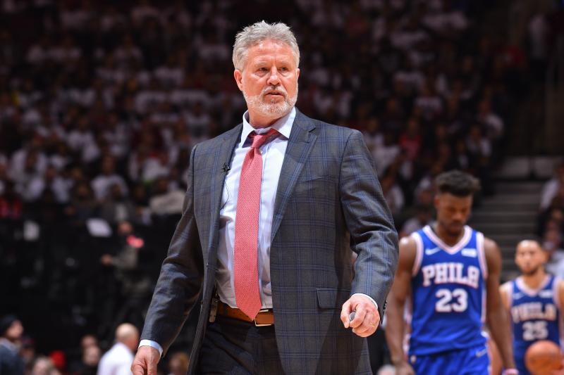 76ers Rumors: Brett Brown Has 'Little Chance of Surviving' Game 7 Raptors Loss