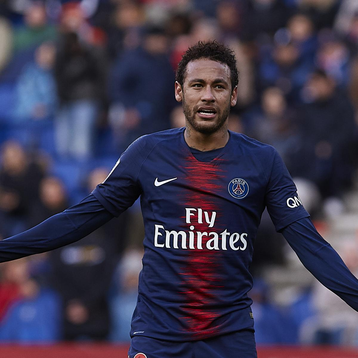 Neymar 'Does Not Have the Profile' to Be PSG Captain, Says Thomas Tuchel