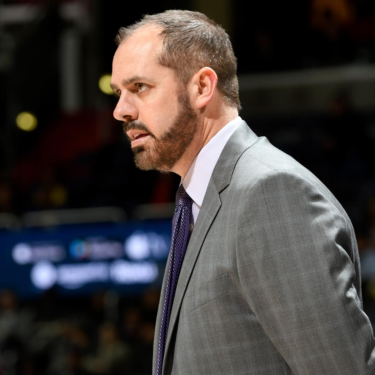 Frank Vogel, Lakers Agree to HC Contract; Jason Kidd Reportedly to Be Assistant