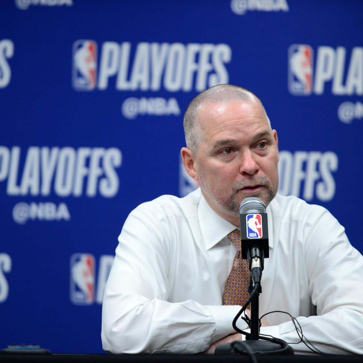 Denver Nuggets Malone: Mike Malone On Will Barton, Seth Curry Game 6 Scrap: 'It's