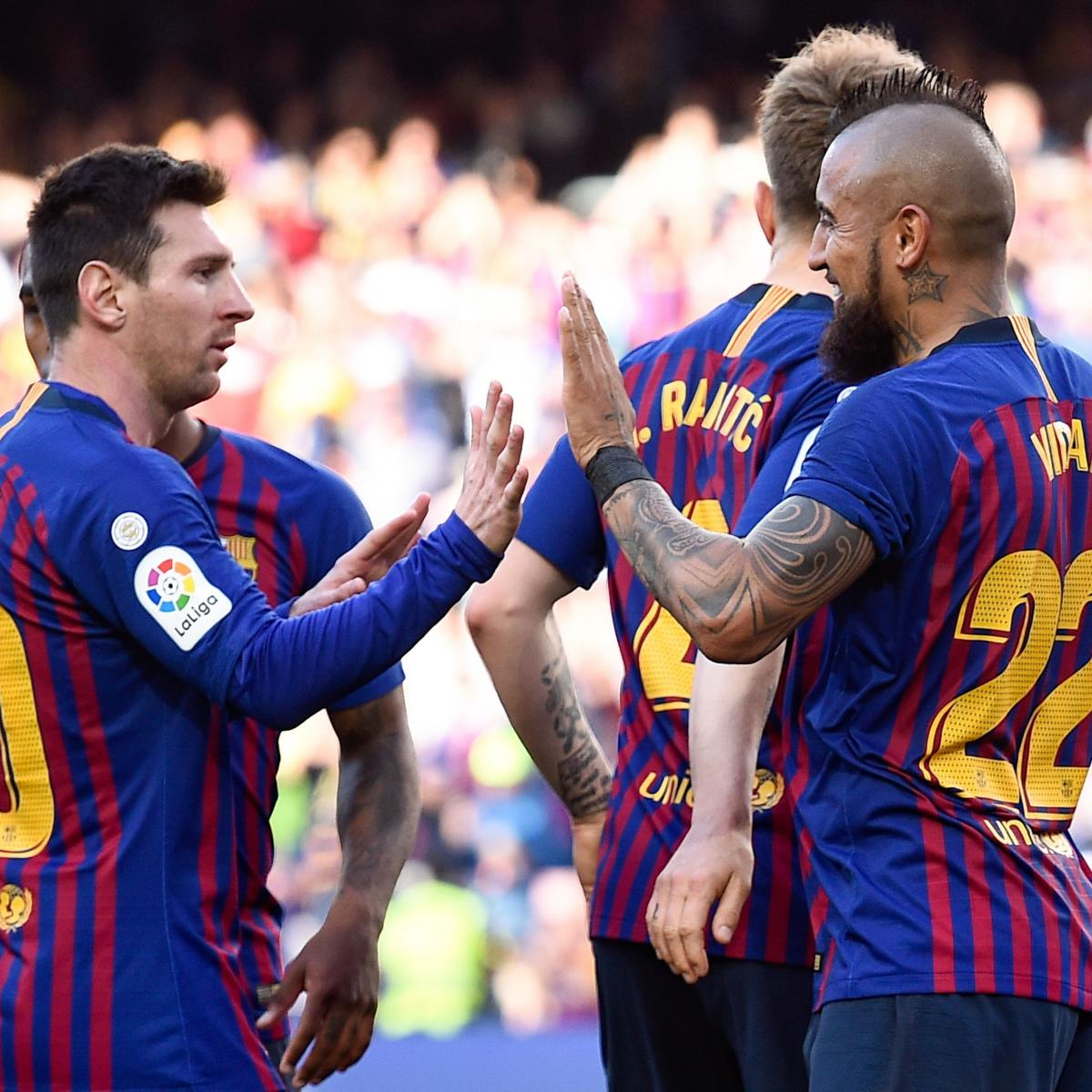 La Liga Results 2019: Table, Scores and Reaction After ...