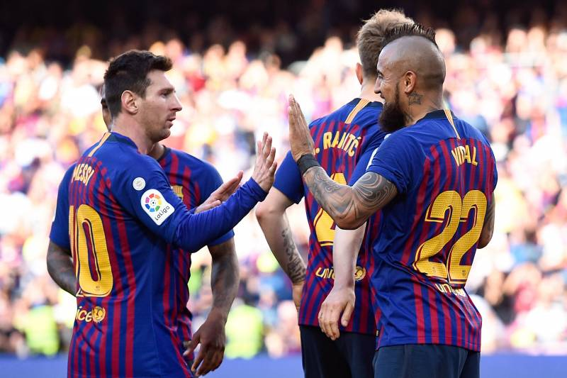 La Liga Results 2019 Table Scores And Reaction After Final