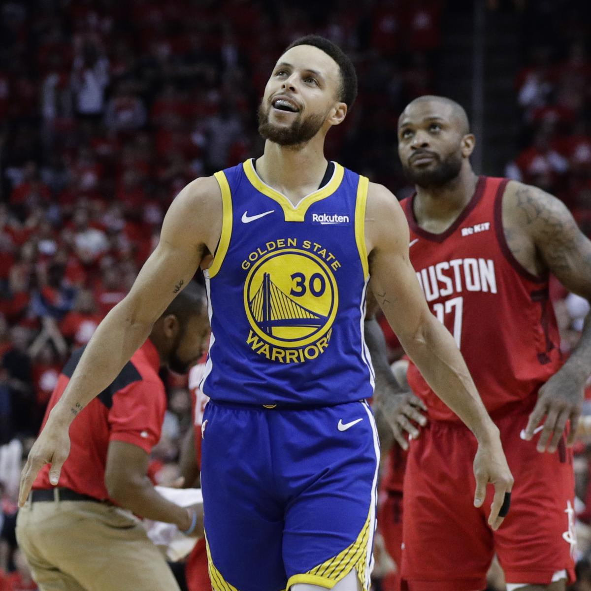 NBA Playoffs 2019: Updated Championship Odds And