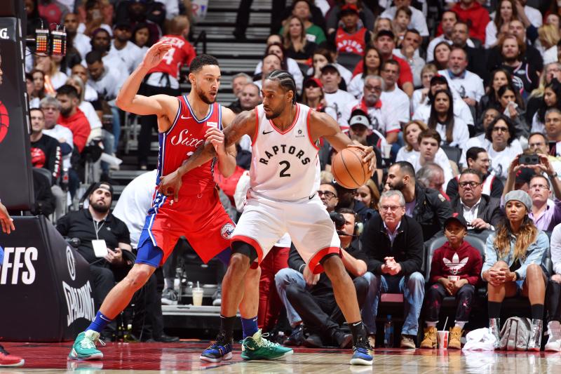Kawhi Leonard Drains Buzzer-Beater, Leads Raptors Past 76ers in Epic Game 7