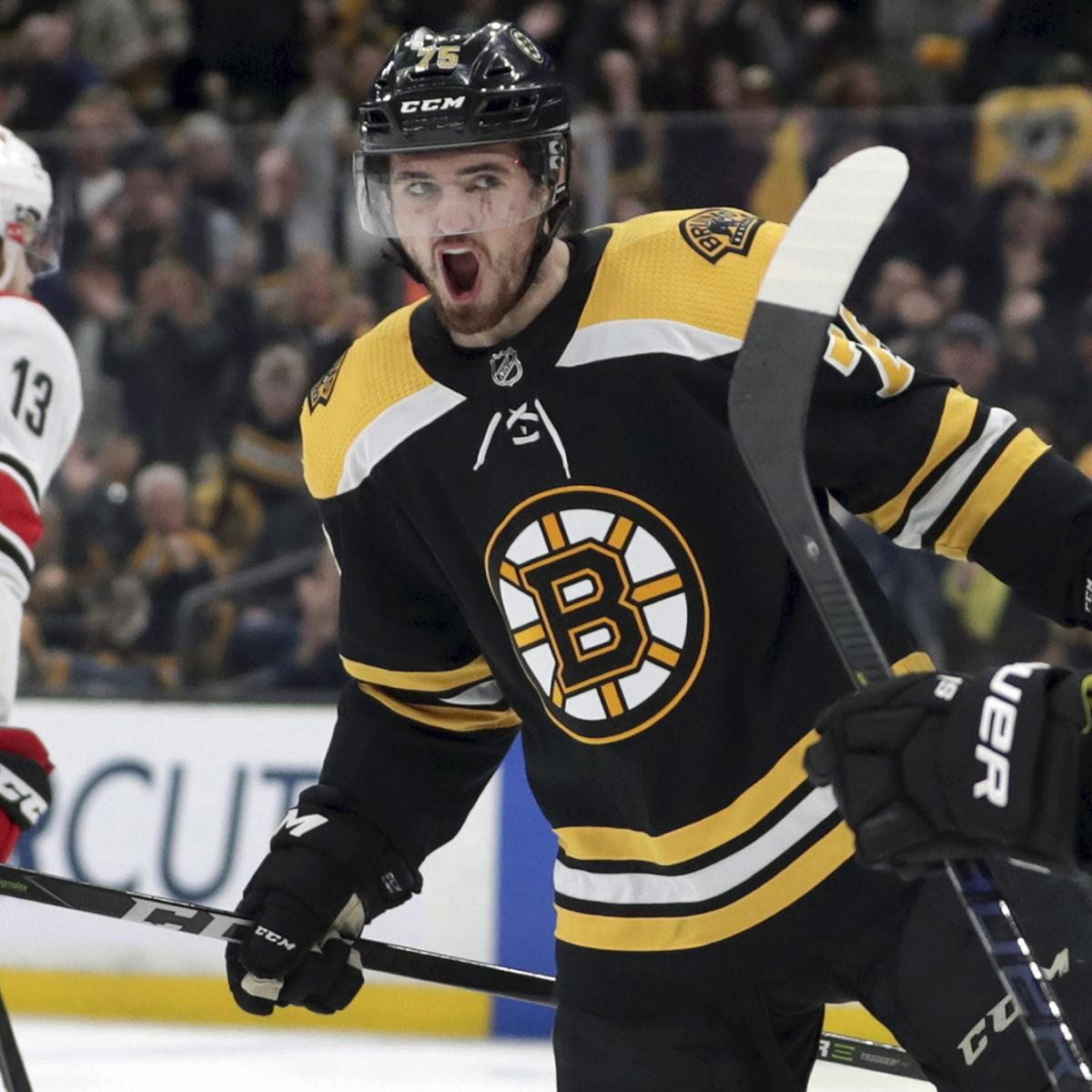 NHL Playoffs 2019: Latest Stanley Cup Scores, Standings