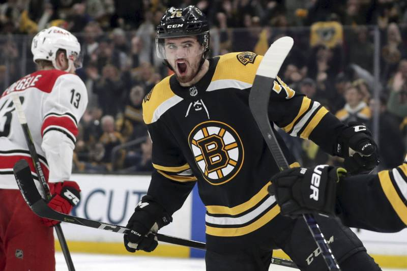 Nhl Playoffs 2019 Latest Stanley Cup Scores Standings And