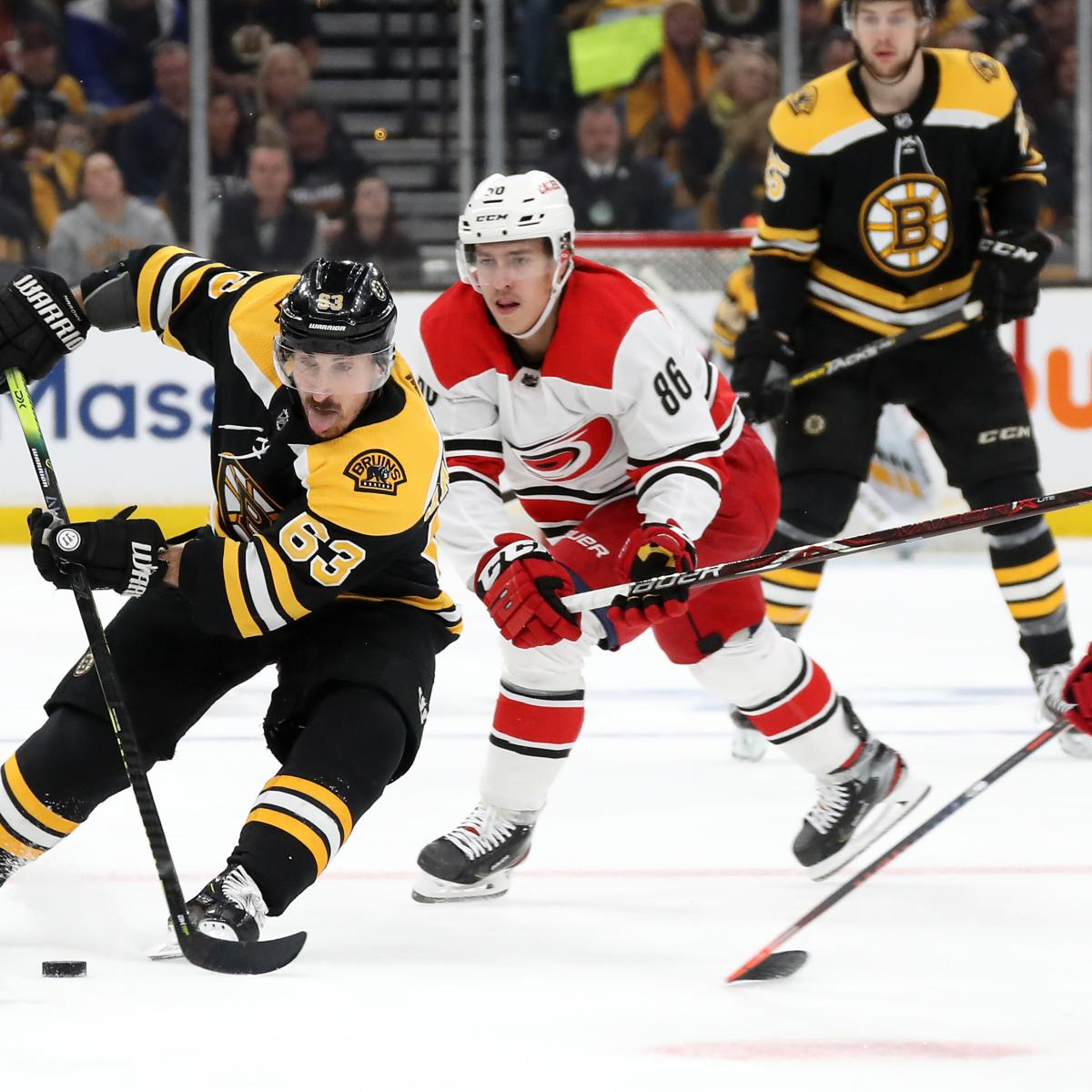 NHL Playoff Bracket 2019: TV Schedule, Predictions For