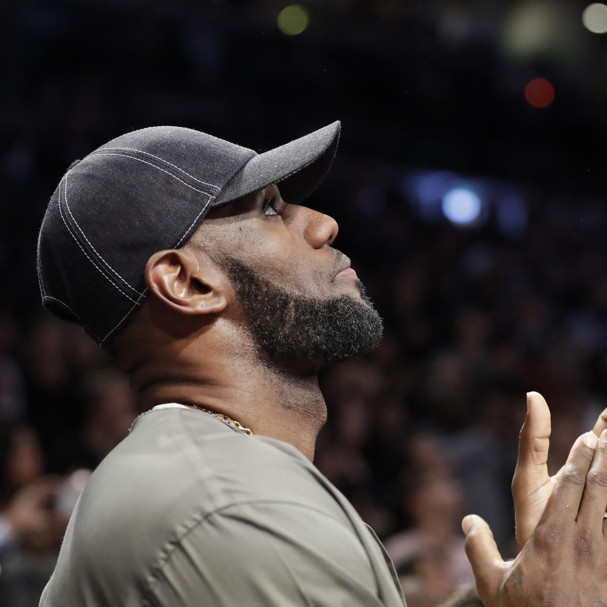 "Despite the Los Angeles Lakers ' struggles, LeBron James does not appear willing to force his way out via trade. ""Jalen Rose said the same thing myself and even Max Kellerman said..."